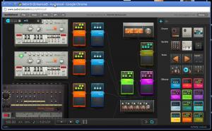 Capture d'écran d'AudioTools