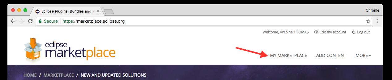 Eclipse Marketplace Mac Os